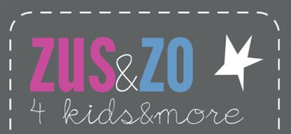 Zus & Zo 4 kids and more logo